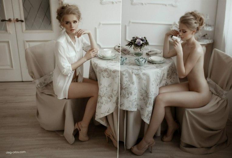 Yulia Vasilyeva by Oleg Orlov
