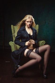 Yulia Vasilyeva by Nikolas Verano