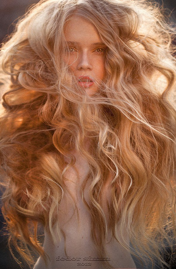 Yulia Vasilyeva by Fedor Simmul
