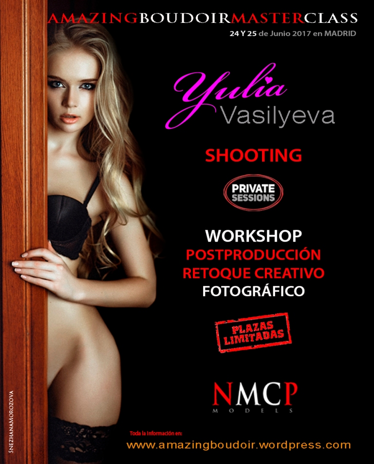 Cartel Yulia Master Class