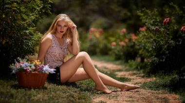 Yulia Vasilyeva NMCPmodels©. Photo: Javier Ullastres